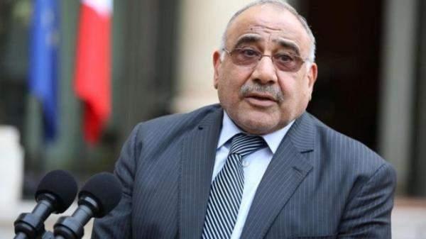 رئيس الوزراء العراقي: الحكومة عازمة على إنجاز المشاريع المتأخرة