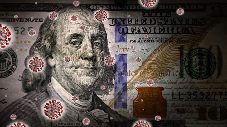 """دراسة: إحتمالات ضعيفة لإنتقال """"كورونا"""" عبر النقود الورقية"""