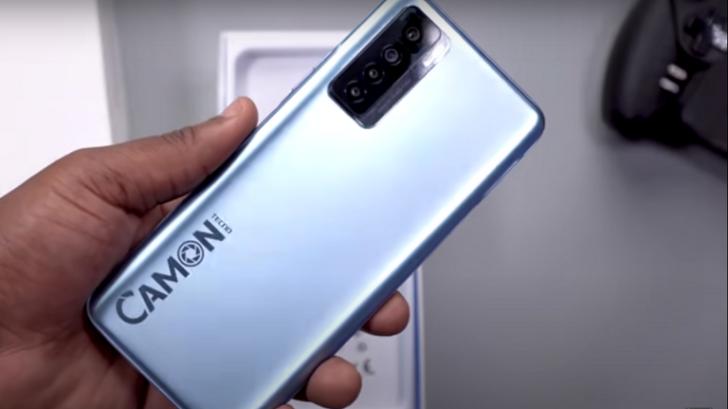 """هاتف """"Tecno Camon 17 Pro"""" يغزو الأسواق العالمية بسعر منافس"""
