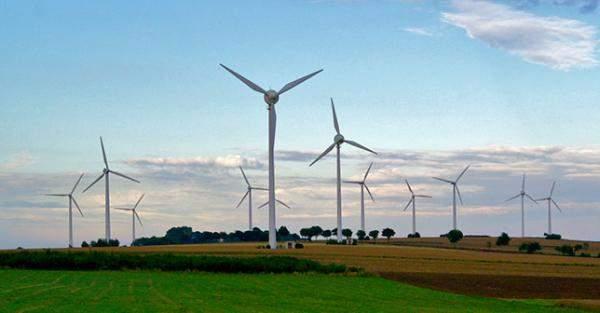 الاتحاد الأوروبي يعزز قدرته على توليد طاقة الرياح بأكثر من 15 جيغاوات خلال 2017