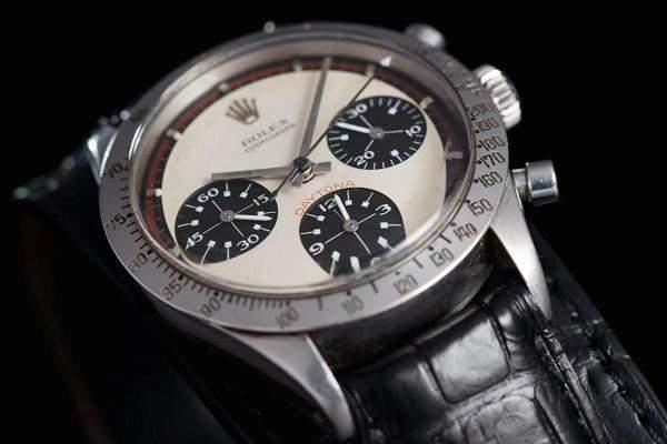 """بيع أغلى ساعة """"رولكس"""" في مزاد بقيمة 17.7 مليون دولار"""