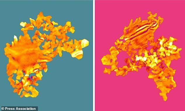 علماء يصنعون أخف نوع من الذهب على الإطلاق