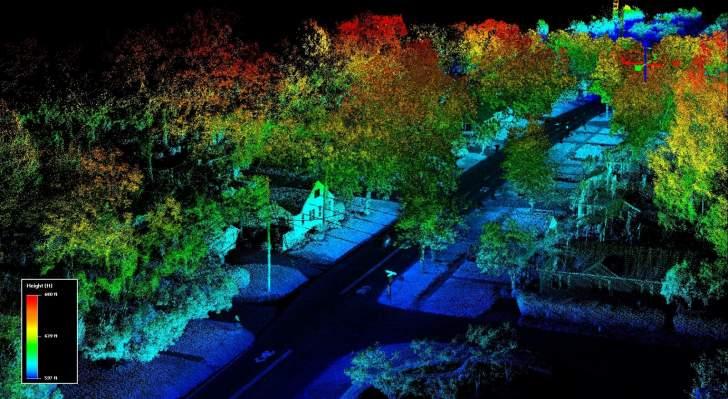 """تعرف الى تكنولوجيا """"LIDAR"""" واستخداماتها"""