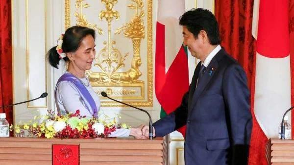 مليار دولار من اليابان إلى ميانمار