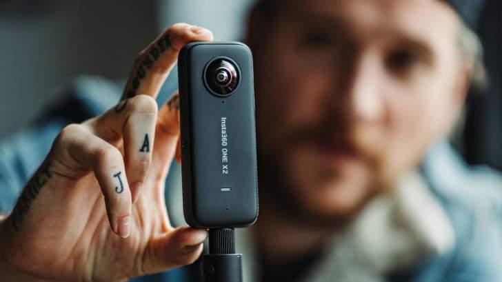 """تعرف الى الكاميرا الجديدة """"One X2"""" من""""إنستا 360"""""""
