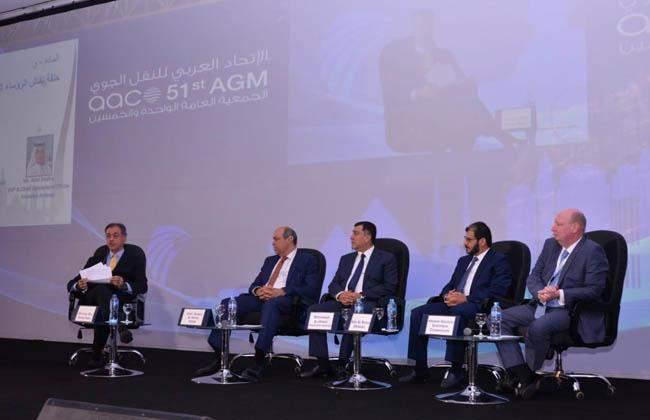 الإتحاد العربي للنقل الجوي يشجععلى تجنّب السياسات الحمائية
