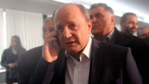 الاسمر عرض مع اتحاد نقابات موظفي المصارف وضع القطاع