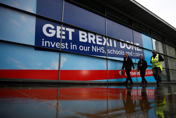 مطالبات لرئيس الوزراء البريطاني بإلغاء إتفاقية الخروج من الإتحاد الأوروبي