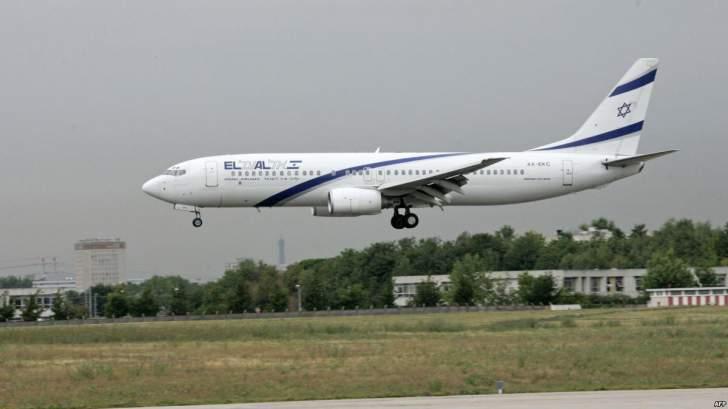 """سلطات """"إسرائيل"""" تغلق مجال الجولان الجوي للطيران المدني إرتفاع 5000 قدم"""