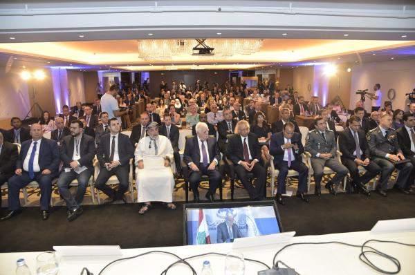 منصور خلالالمنتدى السنوي لرؤساء وحدات الامتثال: معظم الدول بدأت بالإنضمام الى اتفاقيات مكافحة التهرب الضريبي