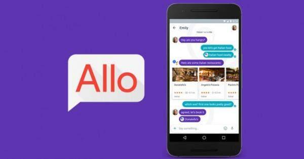 """تطبيق """"Allo"""" سيعمل قريبا على الويب دون الاتصال بالهاتف"""