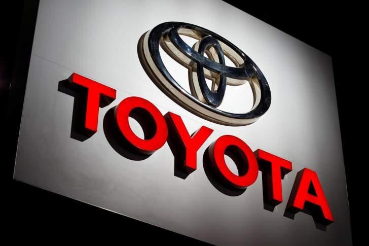 """ارتفاع مبيعات """"تويوتا"""" العالمية إلى مستوى قياسي خلال آذار"""