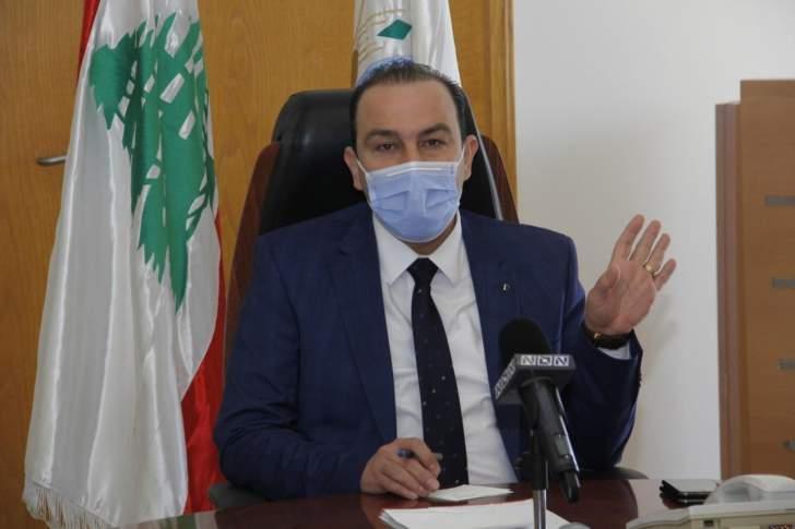 مرتضى يدعو اللبنانيين الذين يمتلكون أراضي التوجه نحو الزراعة