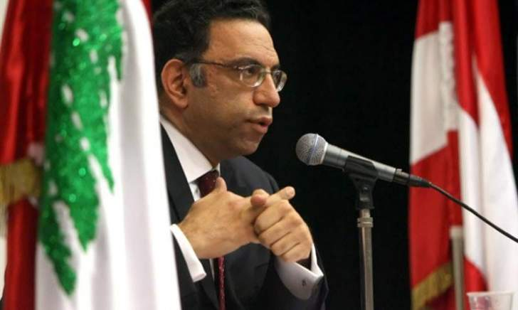وزير البيئة دمياوس قطار يعلن إستقالته من الحكومة رسمياً