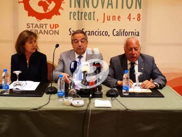 """الزعني في """"Executive Innovation Retreat"""": مدراء شركات ناشئة لبنانية سيزورون مقرات """"فيسبوك"""" و""""غوغل"""" وغيرها"""