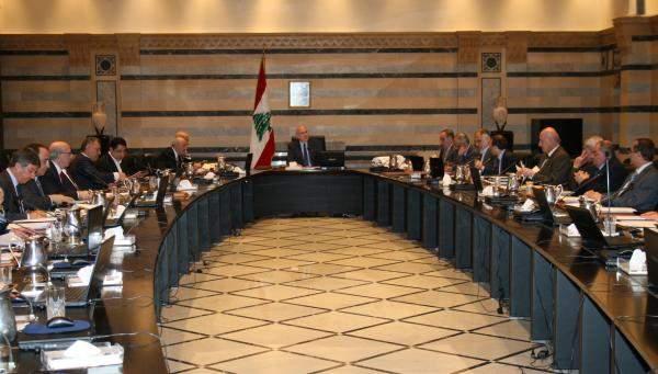 مجلس الوزراء أقر بند تغذية معامل الكهرباء بالغاز