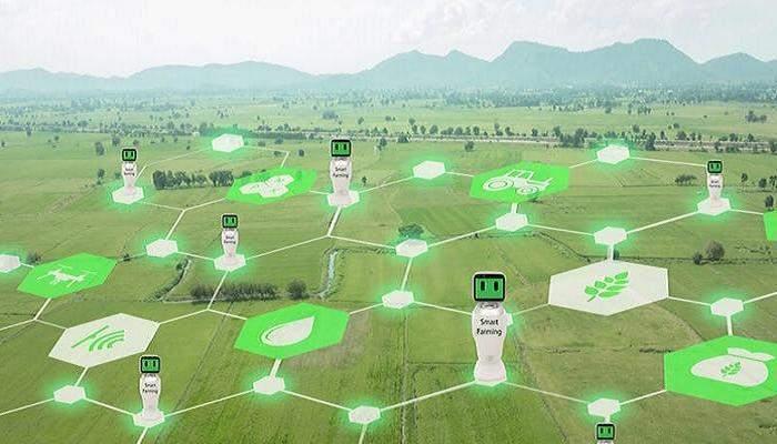 تقرير: سوق الذكاء الاصطناعي في قطاع الزراعة ارتفع 13.8% خلال 2018