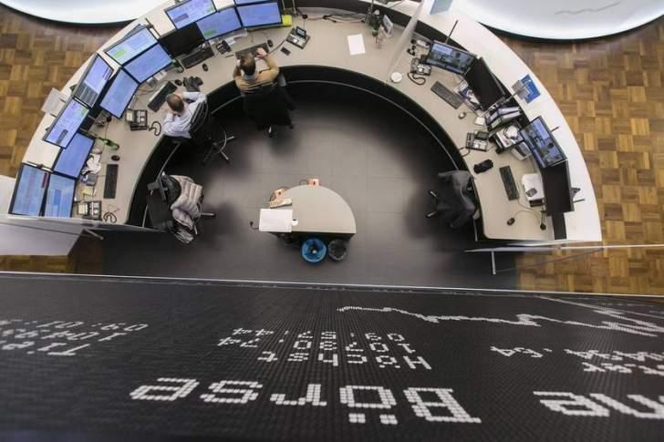 الأسهم الأوروبية تتراجع بفعل خسائر قطاع النفط والغاز