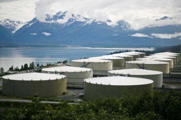 تراجع مخزونات الخام الاميركية 1.4 مليون برميل الأسبوع الماضي