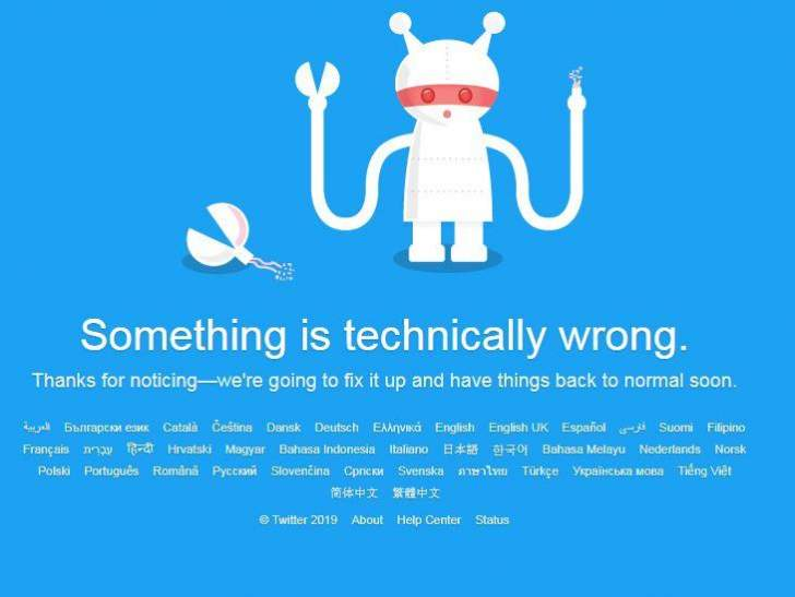 """خدمات """"تويتر"""" تتعطل في عدد من دول العالم"""