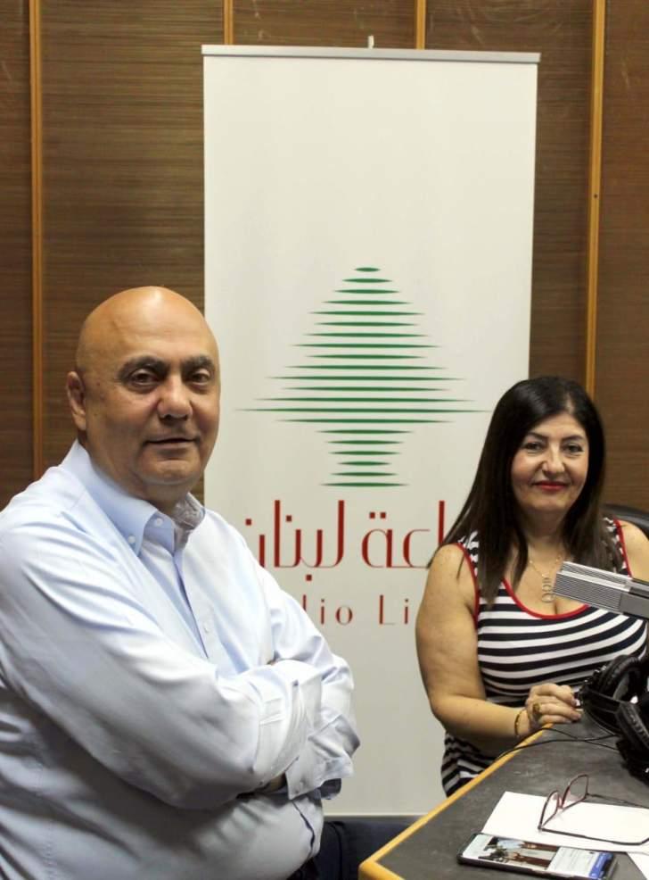 """شهوان لـ""""الإقتصاد في أسبوع"""": المستثمر اللبناني يعود الى لبنان عندما تؤمن له الدولة الظروف الإستثمارية المؤاتية"""