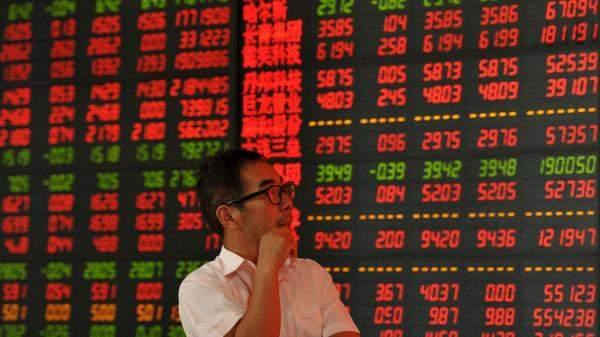 تراجع الأسهم الصينية بعد صدور بيانات اقتصادية