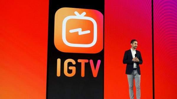 """""""انستغرام"""" يطلق خدمة """"IGTV"""" للفيديوهات"""