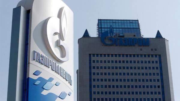 """""""غازبروم"""" الروسية تبيع 3.6 % من أسهمها  إلى مشتر واحد"""