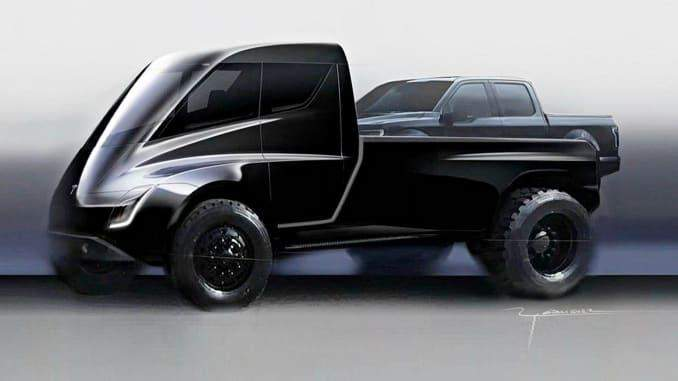 """إيلون موسك يكشف عن سيارة """"ربع نقل"""" كهربائية جديدة في 21 تشرين الثاني"""