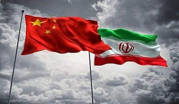 ايران تبرم عقوداً بقيمة 400 مليار دولار مع الصين