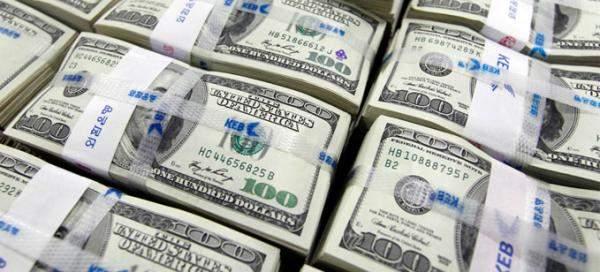 الدولار الاميركي يرتفع بأكثر من 0.2 % إلى مستوى 98.04 نقطة