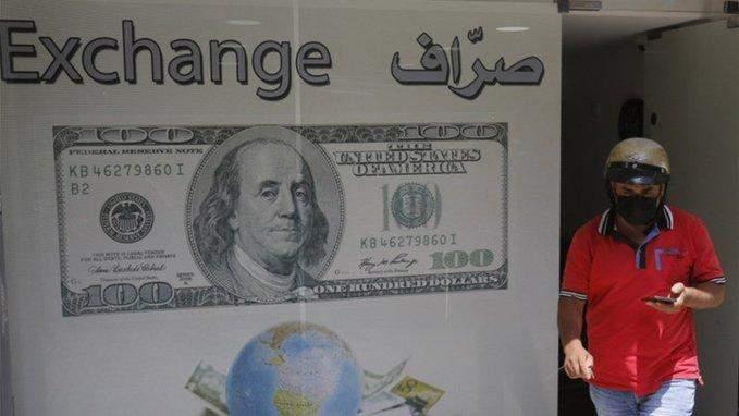 ثبات في سعر صرف الدولار مقابل الليرة لدى الصرافين