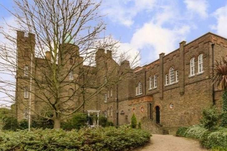بالصور: 2.5 مليون جنيه إسترليني سعرشقة في قلعة في لندن