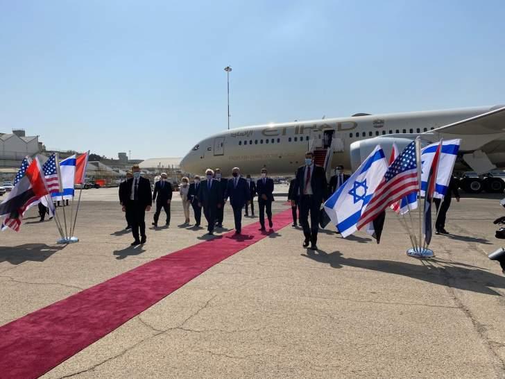 الإعلان عن صندوق أميركي إماراتي إسرائيلي للتنمية بقيمة 3 مليارات دولار