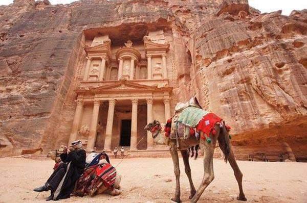 الأردن: زيادة في إيرادات السياحة تجاوزت 6% خلال الربع الأول من 2019
