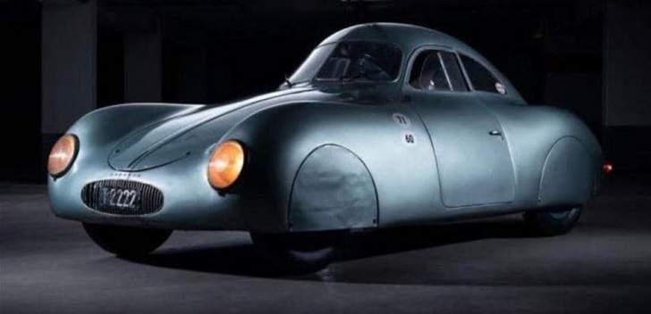 """أقدم سيارة """"بورش"""" للبيع مقابل20 مليون دولار على الأقل!"""