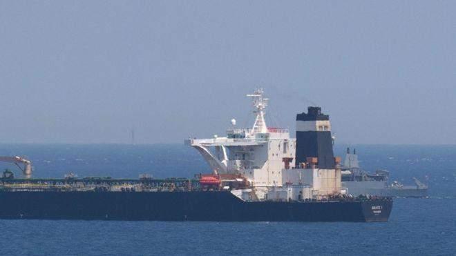 """ايران: سيتمالافراج عن ناقلة النفط """"غريس 1"""" المحتجزة خلال 48 ساعة"""