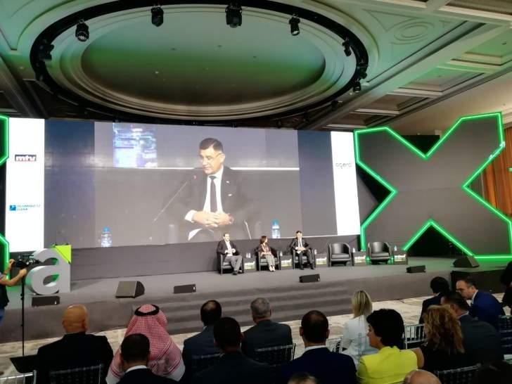 """وزير إتصالات العراق من """"عرب نت بيروت 2019"""": لدينا 30 مليون خط خلوي ونعمل على إطلاق الجيل الرابع للإنترنت"""