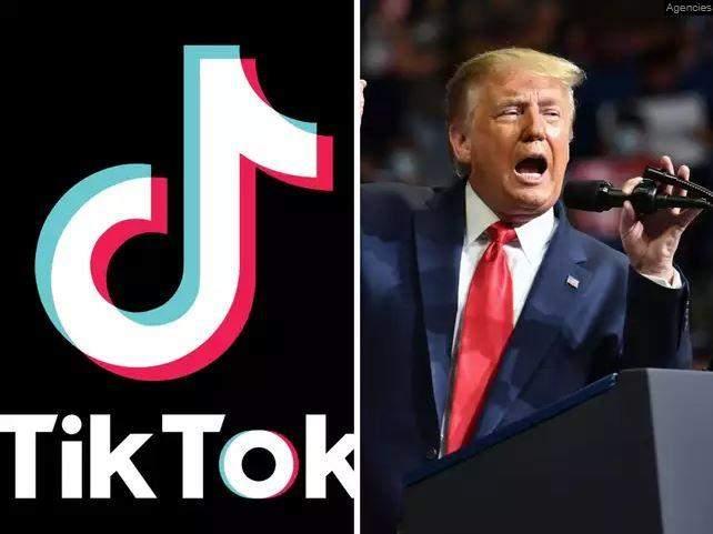 """ترامب سيحظر تطبيق """"تيك توك"""" في الولايات المتحدة"""