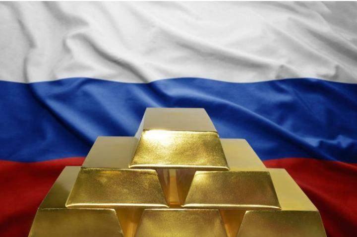 قيمة احتياطات روسيا من الذهب تتجاوز 109 مليارات دولار