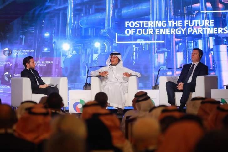 نوفاك في السعودية: لدينا خارطة طريق تضم 24 مبادرة في عدة مجالات أبرزها النفط والغاز