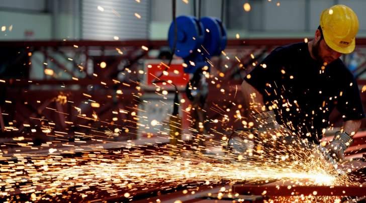 النشاط الصناعي في منطقة اليورو يقفز لأعلى مستوى في عامين