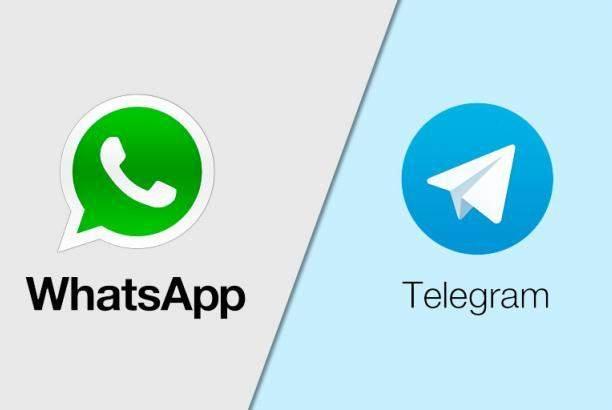 """4 أسباب تجعل """"واتساب"""" أكثر أمانًا على محادثاتك من """"تليغرام"""""""