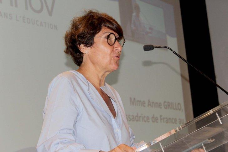 السفارة الفرنسية والمعهد العالي للاعمال يطلقان تجمع الابتكار في التعليم