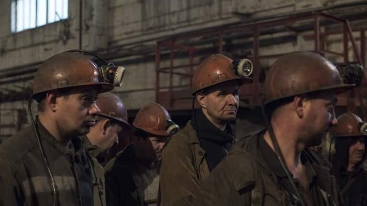 أوكرانيا.. عمال مناجم يحتجون من تحت الأرض للأسبوع الثاني