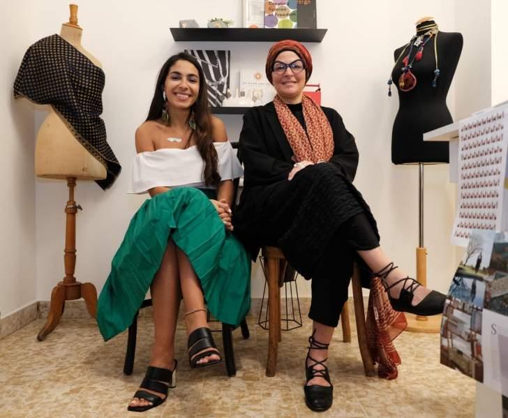 ياسمين دبوس ونور التنير: نسعى لإعادة إحياء الصناعة الحرفية المفقودة في لبنان