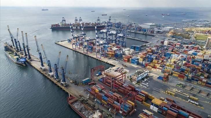 عجز التجارة الخارجية التركي يقفز 34% إلى 2.37 مليار دولار