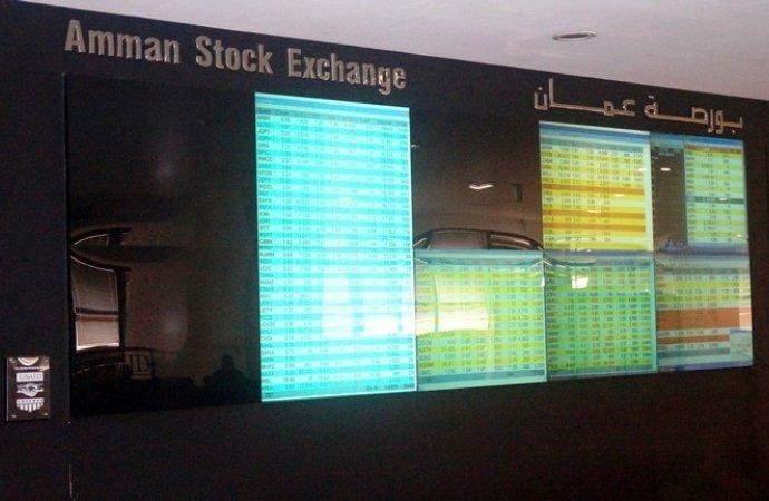 بورصة عمان تغلق على ارتفاع بنسبة 2.5% عند 3563.88 نقطة