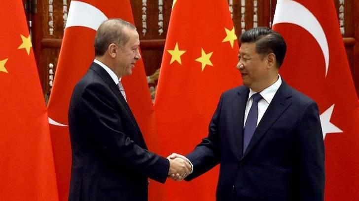 تركيا والصين يتجهان لتعزيز التعاون الاقتصادي