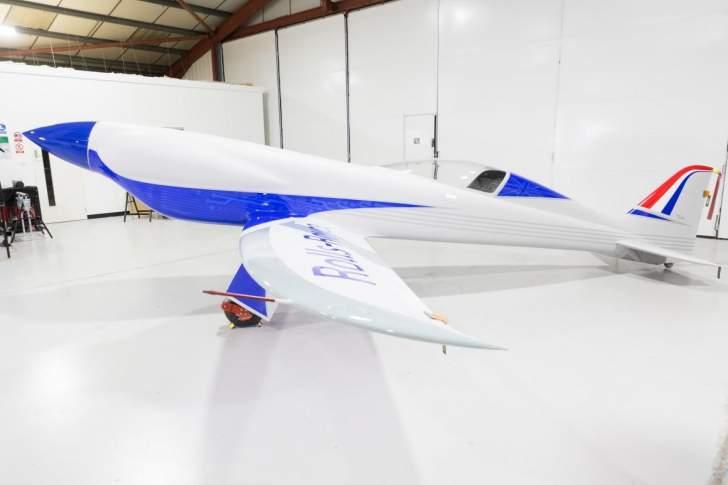 """""""رولز - رويس"""" تكشف عن طائرة كهربائية تعمل بمحرك واحد"""
